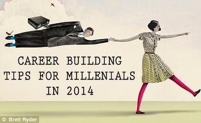 40 Career Building Tips for Millennials in 2014 | Workforce attributes | Scoop.it