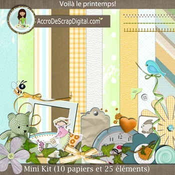 Scrap Digital AccroDeScrap: Tout sur le Scrapbooking Digital | Digiscrap | Scoop.it
