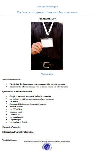 Quelques outils pour surveiller son e-réputation [PDF] | eTourisme & web marketing | Scoop.it