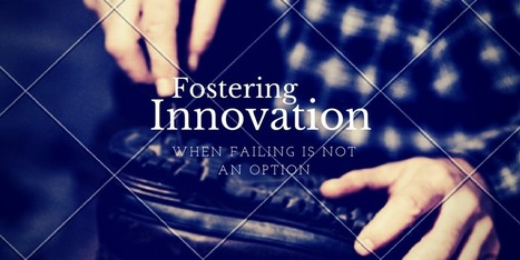 Fostering Innovation When Failing is Not an Option | Corporate Rebels United | Scoop.it