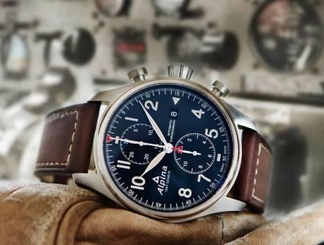 3 cadrans au choix pour la Alpina Startimer Automatique Chronograph | La chronique Alpina | Scoop.it