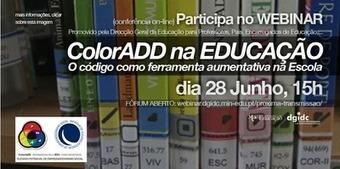 Rede Bibliotecas Escolares: Sistema de cores inclusivo | Magia da leitura | Scoop.it