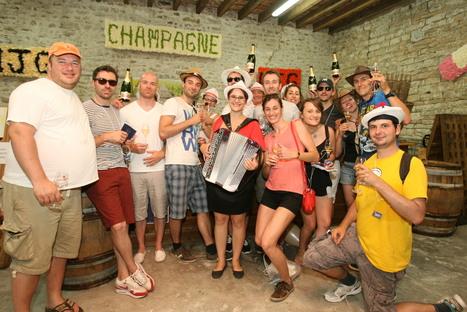 Grand soleil sur une route qui pétille | La Route du Champagne en Fête | Scoop.it