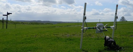Day 3 – Magnetometry and Earth Resistance Survey | Seeing ... | Shallow Geophysics | Scoop.it