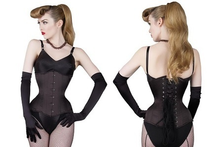 Shape Your Body With Steel Boned Corset | CorsetCenter.com | Corsets | Scoop.it