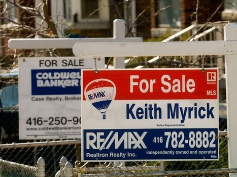 Existing home sales in Canada rise for sixth straight month in July: CREA | Mortgage News - Canadalend.com | Scoop.it