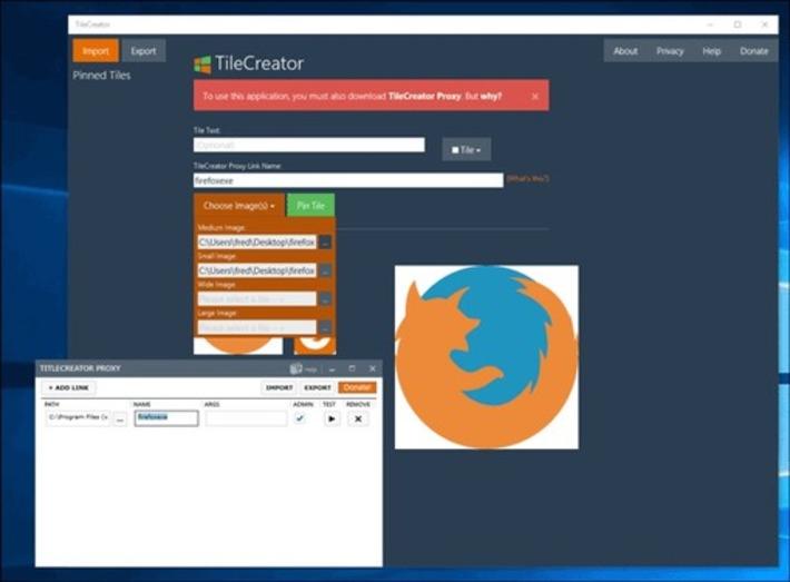 Créer des tuiles personnalisées dans le Menu Démarrer de Windows 10 | TIC et TICE mais... en français | Scoop.it