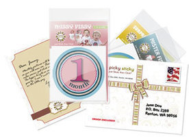 Baby Month Sticker | Baby stickers | Scoop.it