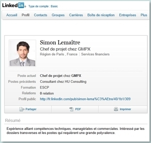Optimiser son profil LinkedIn - Journal du Net Management | Référencement internet | Scoop.it