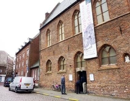 Inbrekers lieten ravage achter in Stedelijk Museum - De Stentor | cultuurnieuws | Scoop.it