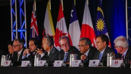 U.S. Reaches Trans-Pacific Partnership Trade Deal With 11 Pacific Nations - WSJ | Supply Chain Management | Scoop.it