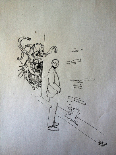 Zombie Logic: Poetry, Politics, Webcomics, Movies, Sports, Art, and Zombies | Outsider Poets | Scoop.it