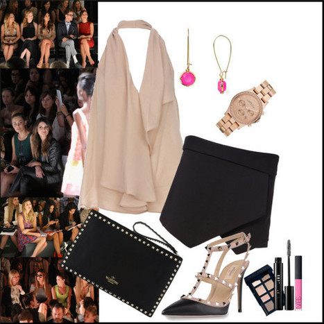 ♛ Fashion Week Front Row Style ♛ | Fashionista 4ever | Scoop.it