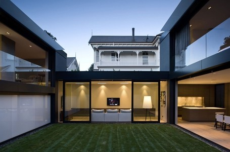 A Dialog Between Environments: City House in Auckland by Architex | sustainable architecture | Scoop.it