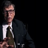 Watch: Bill Gates and Bill Clinton on the Power of Technology   Wired Business   Wired.com   Transformational Teaching and Technology   Scoop.it