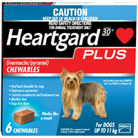 Buy branded Heartgard Plus for Heartwormers Treatment | Pet Supplies | Scoop.it