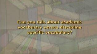 05- Pimentel- Academic Vocabulary | Academic Vocabulary and the Common Core | Scoop.it