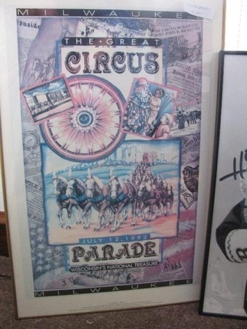 Vintage Clown & Circus Memorabilia Up For Sale | Antiques & Vintage Collectibles | Scoop.it