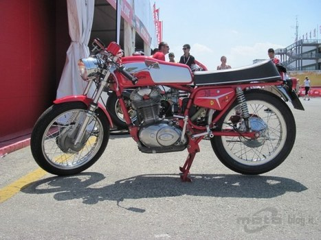 WDW 2012: a frolic through the Ducati museum | twowheelsblog.com | Desmopro News | Scoop.it
