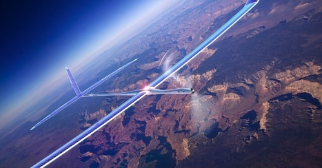 Report: Facebook Looking to Launch Its Own Drones | Logistics & Supply Chain | Scoop.it