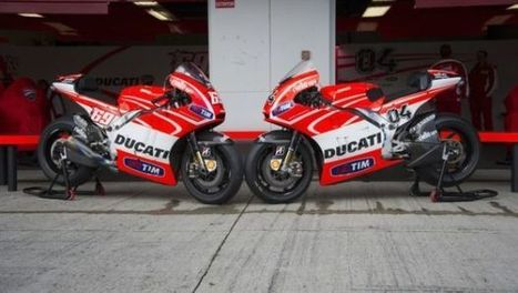 Dovizioso worried about tire wear - Hayden believes Ducati suited to Qatar track | Ductalk Ducati News | Scoop.it