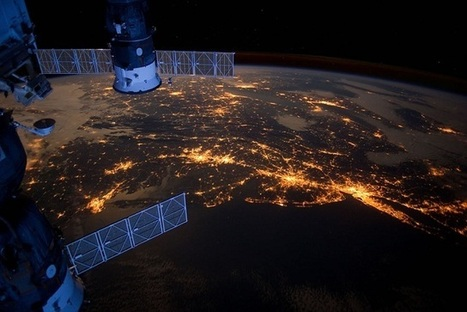 International Space Station visible this week from Silver Spring | Space Science - SSMS | Scoop.it