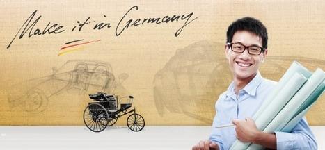 L'Allemagne ouvre ses portes aux Ingénieurs | Ressources Humaines des PME | Scoop.it