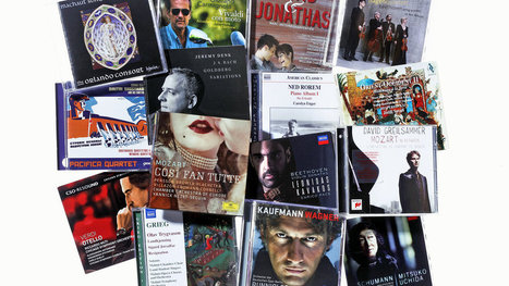 Times Critics' Favorite Classical Recordings of 2013 | Music education | Scoop.it