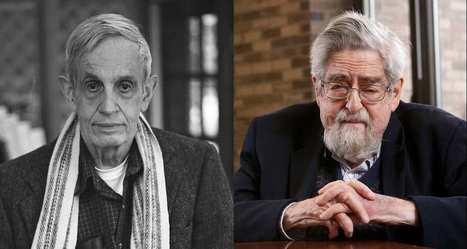 John Nash et Louis Nirenberg au panthéon des maths | Science | Scoop.it