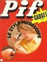 Pif-Collection - Tout l'univers de Pif sur le web - n°190 - Le stylo microscope   UnPeuDeToutNet   Scoop.it