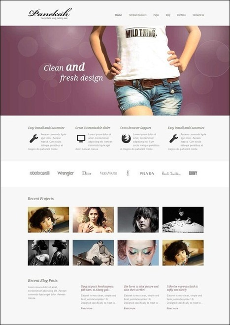 25 Great Responsive Drupal Themes   Responsive design & mobile first   Scoop.it