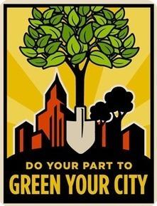 Interview d'un terreau-riste. Guerilla gardening | green guerilla!!! | Scoop.it