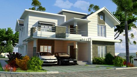 Blu Rain Waterfront Villas in Cochin - Type B,C,D | Tulsi Developers - Blu Rain Waterfront Villas in Cochin | Scoop.it