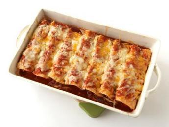Chicken Enchiladas Recipe : Tyler Florence : Food Network | What Would Normal People Eat | Scoop.it