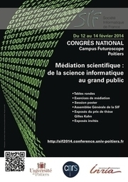 Congrès national SIF - Médiation scientifique : de la science ... - Inria | Agenda de la Culture Scientifique et Technique | Scoop.it