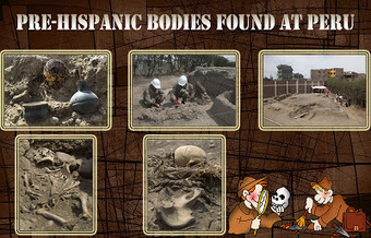 Pre-Hispanic bodies found at Peru | political sceptic | Scoop.it