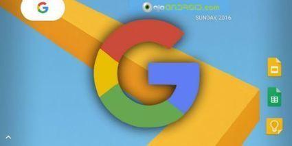 Pixel Launcher, el nuevo lanzador de aplicaciones de Google   Ojo Android   Scoop.it