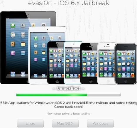 Jailbreak iOS 6.1 with Evasi0n Tool For iPhone 5, 4S, 4 Download | Jailbreak iOS 6.1 | Scoop.it