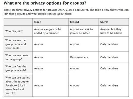 Facebook groepen professioneel gebruiken - Talking Heads | meer publiek voor social profit en overheid (Publiek Centraal) | Scoop.it