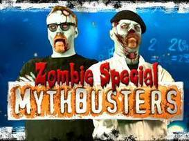 'MythBusters' tackle the walking undead, try to escape a zombie horde - Today.com (blog) | Zombie Mania | Scoop.it