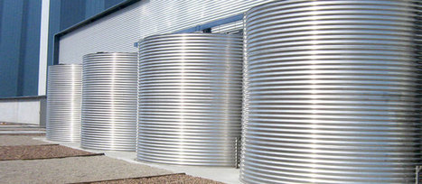Stainless Steel Tanks Suppliers | Large Volume Water Storage Tank Distributor and Supplier | Scoop.it