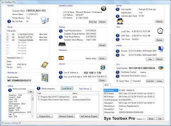 Avoir toutes les informations sur notre ordinateur | Astuces | Scoop.it