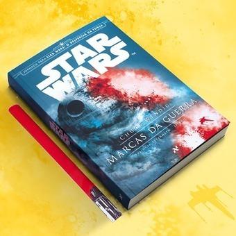 CONDENADOS POR LIVROS: RESENHA: STAR WARS - MARCAS DA GUERRA (A JORNADA JÁ COMEÇOU!) | Ficção científica literária | Scoop.it