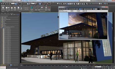 Architectural models using Cloud Rendering for your 3D Project   Veetildigital   3D Modeling & Animations   Scoop.it