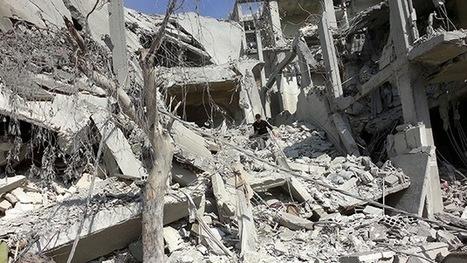 El ataque contra Siria, ¿predicho en la Biblia como un presagio del ... - RT en Español - Noticias internacionales | MDERIKJ FILOSOFÍA Y ESPIRITUALIDAD | Scoop.it