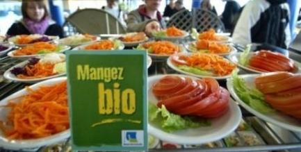 Alimentation : 6 cantines sur 10 proposent du bio | Agriculture biologique | Scoop.it