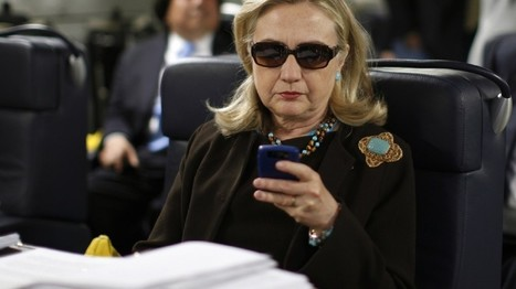 FBI's Hillary Clinton email probe found evidence of effort to evade federal records law   Xposing Government Corruption in all it's forms   Scoop.it