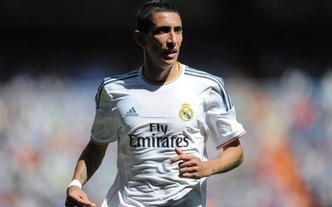 Arsenal And Man City Compete For Star €40m Midfielder Angel Di Maria - caughtoffside | Di maria | Scoop.it