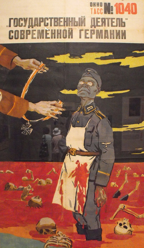 Soviet Propaganda Posters   Vintage & images   Scoop.it