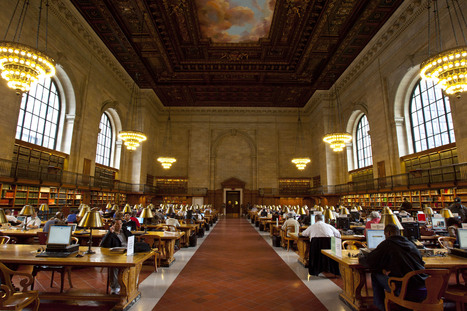 New York Public Library to offer free Wi-Fi to needy users | The Future Librarian | Scoop.it